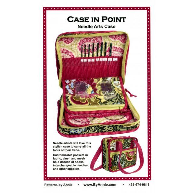 Case In Point Bag Pattern by Annie Unrein by ByAnnie Bag Patterns - OzQuilts