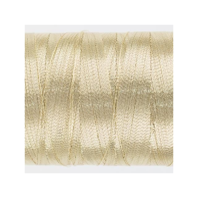 Wonderfil Spotlite Champagne (MT8852) Metallic Thread by Wonderfil  Spotlite 40wt Metallic  - OzQuilts