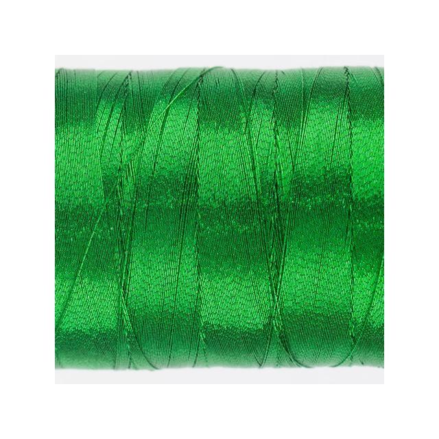 Wonderfil Spotlite Green (MT8867) Metallic Thread by Wonderfil  Spotlite 40wt Metallic  - OzQuilts