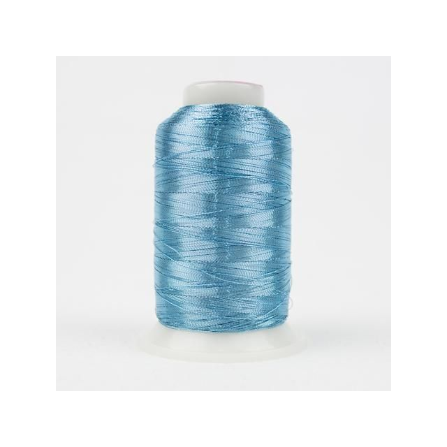 Wonderfil Spotlite Light Blue (MT8872) Metallic Thread by Wonderfil  Spotlite 40wt Metallic  - OzQuilts