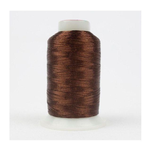 Wonderfil Spotlite Nutty Brown (MT8839) Metallic Thread by Wonderfil  Spotlite 40wt Metallic  - OzQuilts