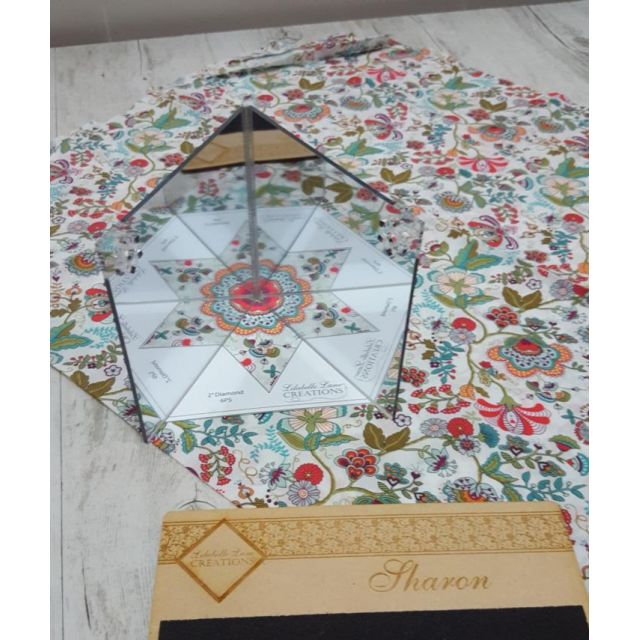 Fussy Cutting Mirror by Lilabelle Lane Creations by Lilabelle Lane Creations Other Notions - OzQuilts