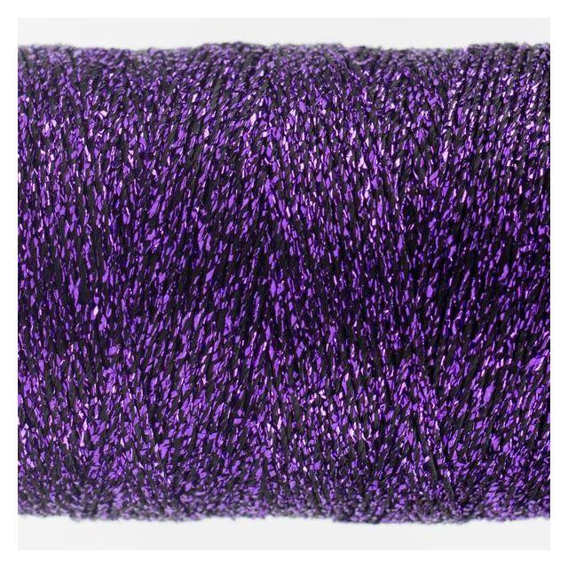 Wonderfil Sizzle 8wt Rayon & Metallic, Purple (SX35) Thread by Wonderfil  Sizzle 8wt Rayon & Metallic - OzQuilts