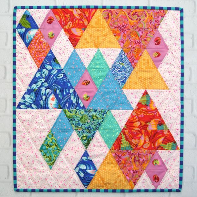End Game Quilt Pattern by Tied with a Ribbon Quilt Patterns - OzQuilts