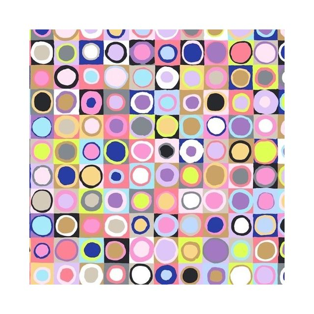 Tiddlywinks - Contrast by The Kaffe Fassett Collective Tiddlywinks - OzQuilts