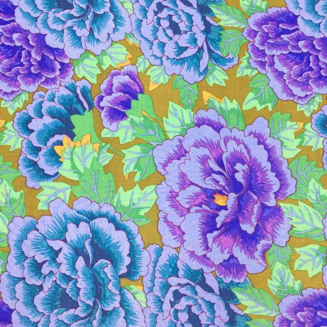 Kimono - Cobalt by The Kaffe Fassett Collective Kimono - OzQuilts