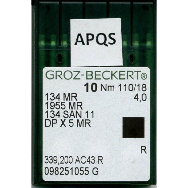 APQS Groz-Beckert Long-arm Machine Needles Size 18 by Superior Threads Sewing Machines Needles - OzQuilts