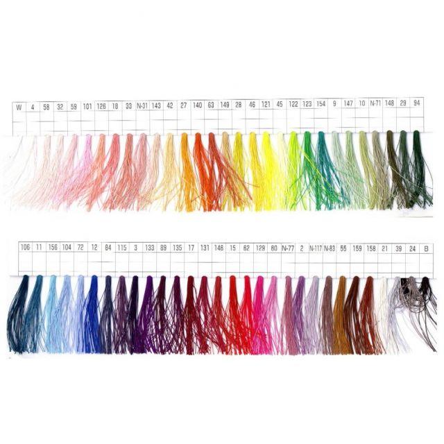 Matildas Own 100% Silk Thread -  Dark Peach by Matilda's Own Matilda's Own Silk Thread  - OzQuilts