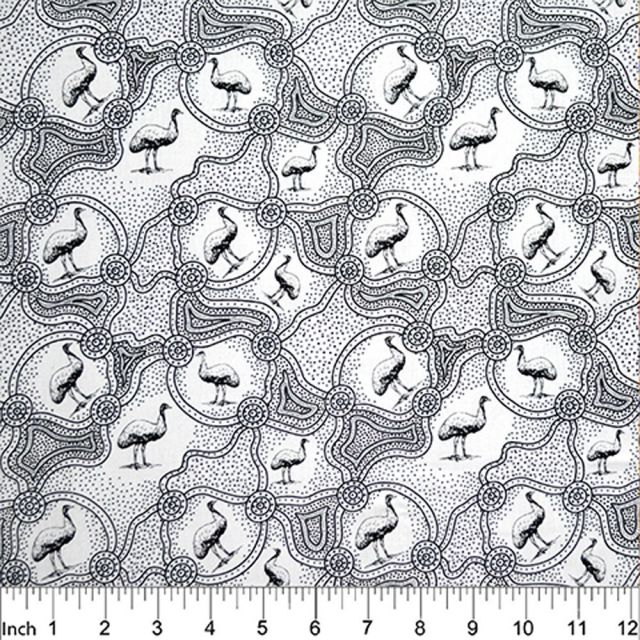 Aboriginal Art Fabric 26 Fat Quarter Bundle - 2019 New release Collection by M & S Textiles Fat Quarter Packs - OzQuilts