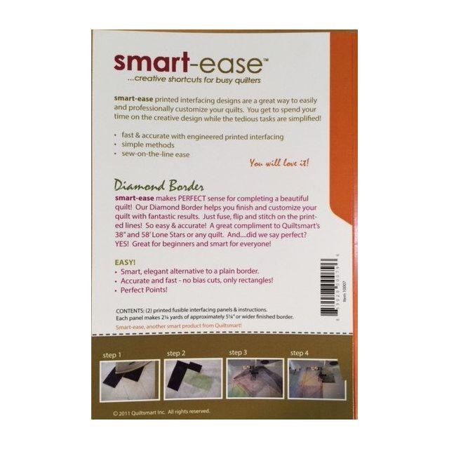 Quiltsmart Smart Ease - Diamond Border