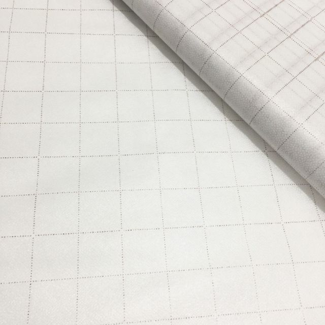 """Quiltsmart Printed Fusible Interfacing 1"""" Continuous Grid -24"""" x 36"""" Panel by Quiltsmart - Quiltsmart & Grid"""