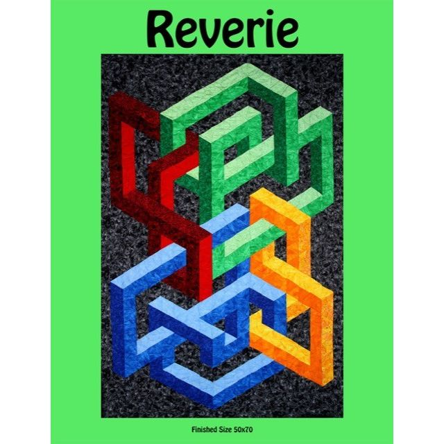 Reverie Quilt Pattern by Ruth Ann Berry