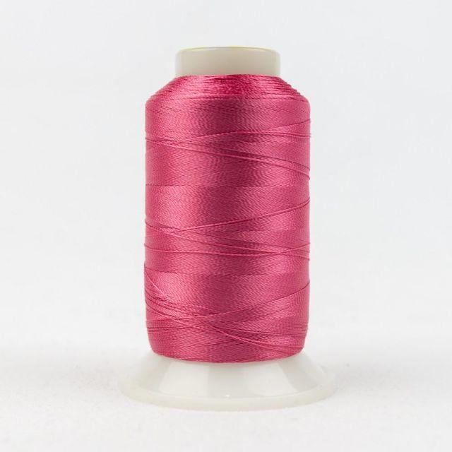 Wonderfil Splendor 40wt Rayon Thread 1000m spool - R1106 Rasberry Wine by Wonderfil Splendor 40wt Rayon - OzQuilts