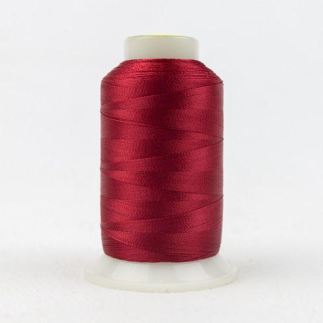 Wonderfil Splendor 40wt Rayon Thread 1000m spool - R1148 Tango Red by Wonderfil Splendor 40wt Rayon Splendor 40wt Rayon - OzQuilts