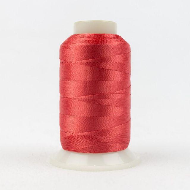 Wonderfil Splendor 40wt Rayon Thread 1000m spool - R1165 Poinsettia by Wonderfil Splendor 40wt Rayon - OzQuilts