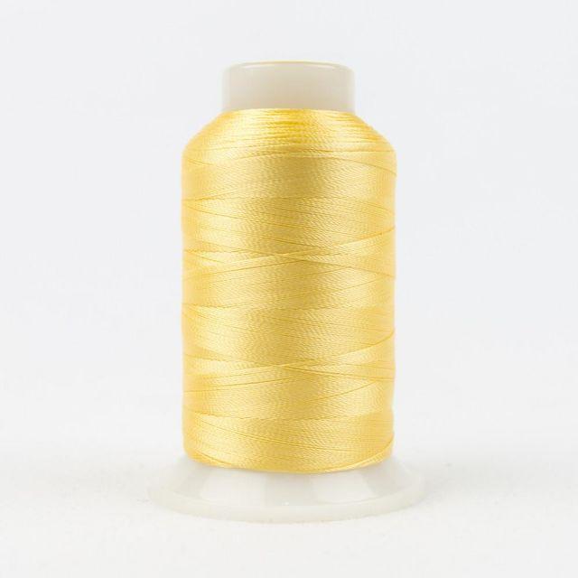 Wonderfil Splendor 40wt Rayon Thread 1000m spool - R2103 Cyber Yellow by Wonderfil Splendor 40wt Rayon - OzQuilts