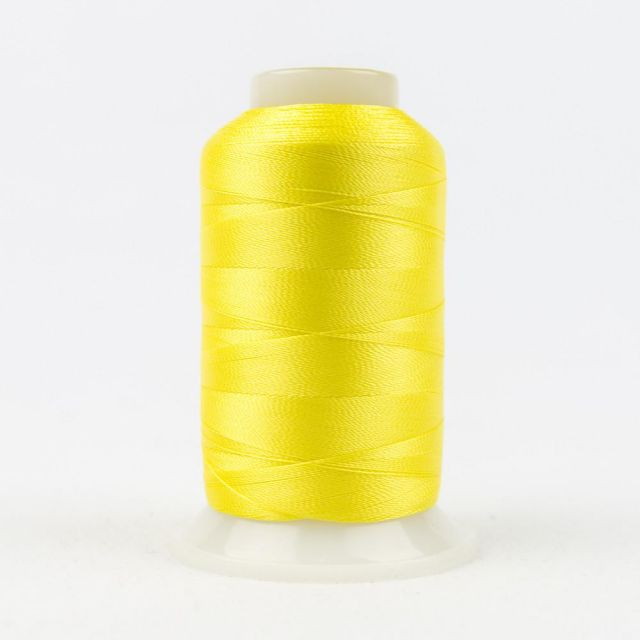 Wonderfil Splendor 40wt Rayon Thread 1000m spool - R2116 Buttercup by Wonderfil Splendor 40wt Rayon Splendor 40wt Rayon - OzQuilts