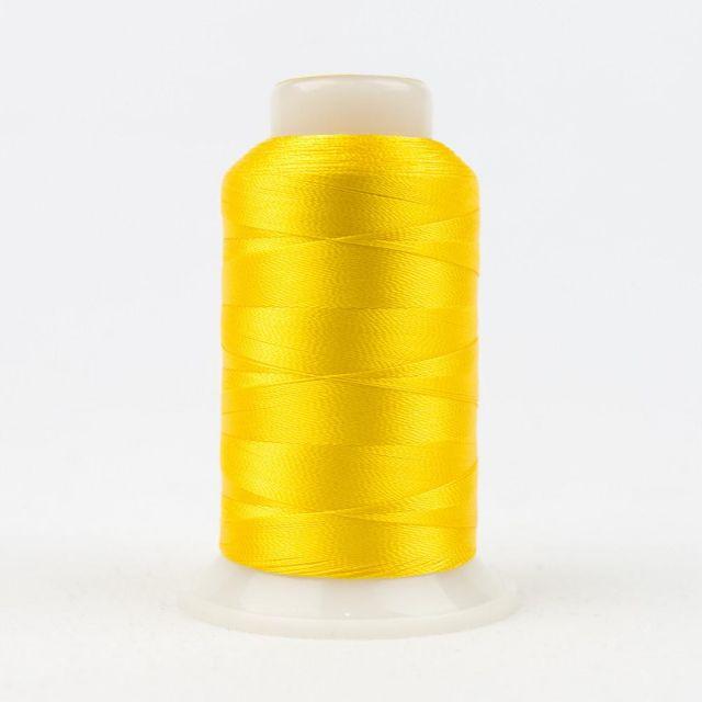 Wonderfil Splendor 40wt Rayon Thread 1000m spool - R2117 Dandelion by Wonderfil Splendor 40wt Rayon - OzQuilts