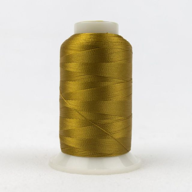 Wonderfil Splendor 40wt Rayon Thread 1000m spool - R2124 Bistro by Wonderfil Splendor 40wt Rayon - OzQuilts
