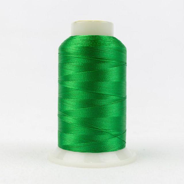 Wonderfil Splendor 40wt Rayon Thread 1000m spool - R4112 Mint by Wonderfil Splendor 40wt Rayon - Splendor 40wt Rayon