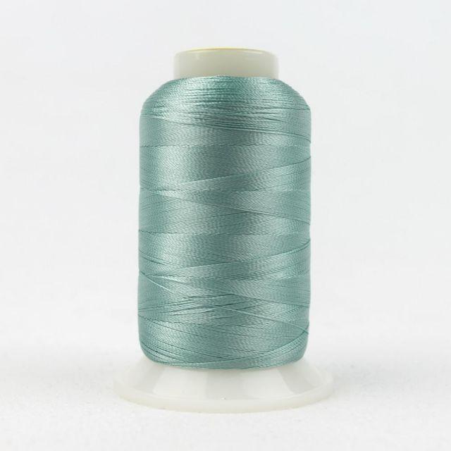 Wonderfil Splendor 40wt Rayon Thread 1000m spool - R4143 Bleached Aqua by Wonderfil Splendor 40wt Rayon - OzQuilts
