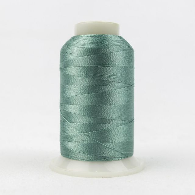 Wonderfil Splendor 40wt Rayon Thread 1000m spool - R4144 Harbor Gray by Wonderfil Splendor 40wt Rayon Splendor 40wt Rayon - OzQuilts