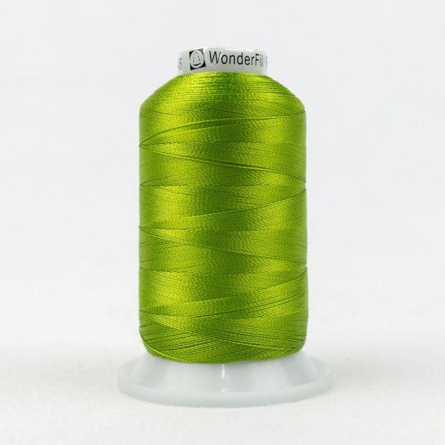 Wonderfil Splendor 40wt Rayon Thread 1000m spool - R4146 Greenery by Wonderfil Splendor 40wt Rayon Splendor 40wt Rayon - OzQuilts