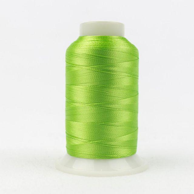 Wonderfil Splendor 40wt Rayon Thread 1000m spool - R4151 Parrot Green by Wonderfil Splendor 40wt Rayon Splendor 40wt Rayon - OzQuilts
