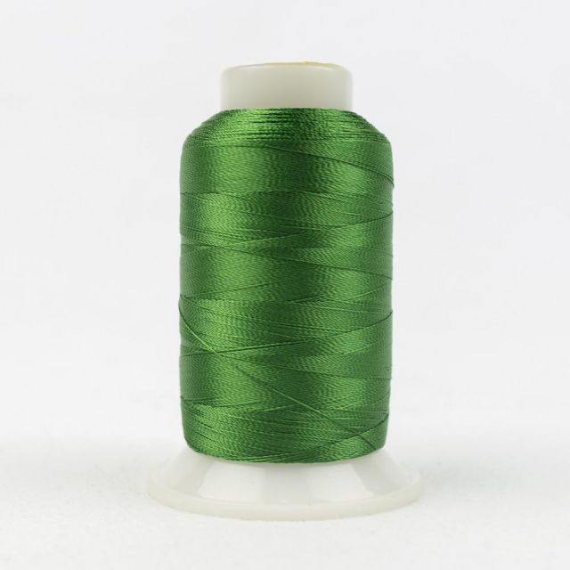 Wonderfil Splendor 40wt Rayon Thread 1000m spool - R4155 Willow Bough by Wonderfil Splendor 40wt Rayon - OzQuilts