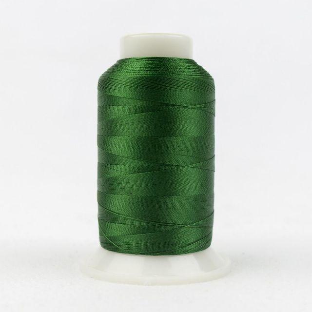 Wonderfil Splendor 40wt Rayon Thread 1000m spool - R4156 Medium Green by Wonderfil Splendor 40wt Rayon Splendor 40wt Rayon - OzQuilts