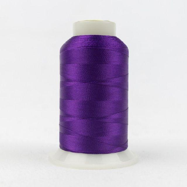 Wonderfil Splendor 40wt Rayon Thread 1000m spool - R5112 Pentunia by Wonderfil Splendor 40wt Rayon Splendor 40wt Rayon - OzQuilts