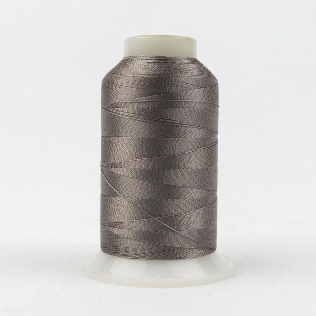 Wonderfil Splendor 40wt Rayon Thread 1000m spool - R6110 Shadow Gray by Wonderfil Splendor 40wt Rayon Splendor 40wt Rayon - OzQuilts