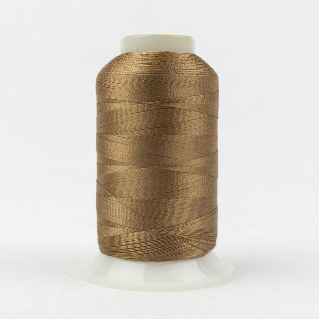 Wonderfil Splendor 40wt Rayon Thread 1000m spool - R7106 Mocha Mousse by Wonderfil Splendor 40wt Rayon Splendor 40wt Rayon - OzQuilts