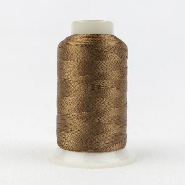 Wonderfil Splendor 40wt Rayon Thread 1000m spool - R7107 Pecan Brown by Wonderfil Splendor 40wt Rayon Splendor 40wt Rayon - OzQuilts
