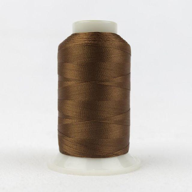 Wonderfil Splendor 40wt Rayon Thread 1000m spool - R7109 Glazed Ginger by Wonderfil Splendor 40wt Rayon - OzQuilts