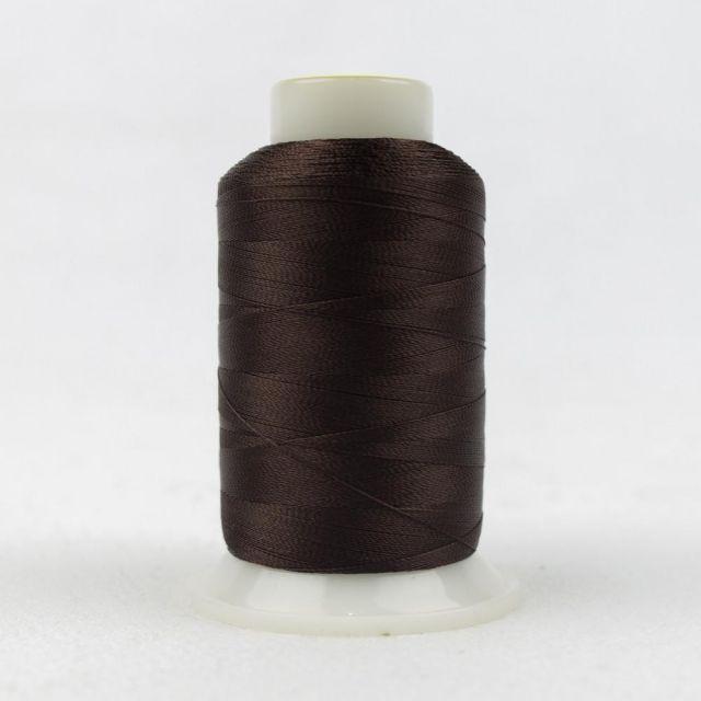Wonderfil Splendor 40wt Rayon Thread 1000m spool - R7124 Chestnut by Wonderfil Splendor 40wt Rayon - OzQuilts