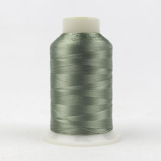 Wonderfil Splendor 40wt Rayon Thread 1000m spool - R7129 Storm Gray by Wonderfil Splendor 40wt Rayon - OzQuilts