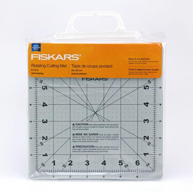 Fiskars Cutting Mat 8''X  8'' by Fiskars Cutting Mats - OzQuilts