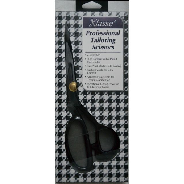 "Klasse 8.5"" Professional Tailoring Scissors by Klasse - Scissors"