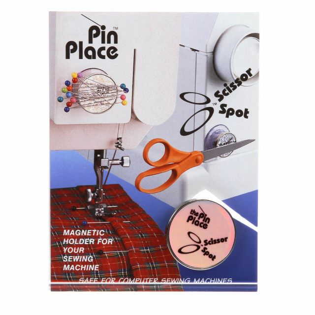 Scissor Spot Pin Place Magnetic Holder by  Organisers - OzQuilts
