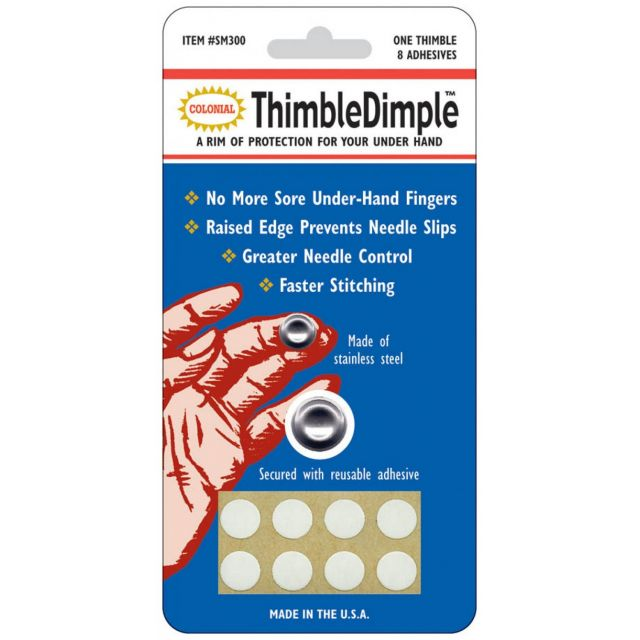 Thimble Dimple by Colonial - Thimbles