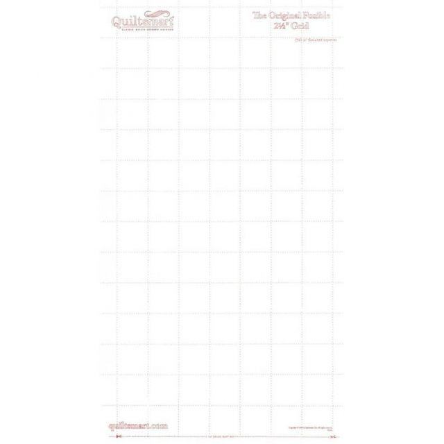 "Quiltsmart 2 ½"" Grid Panels by Quiltsmart - Quiltsmart & Grid"