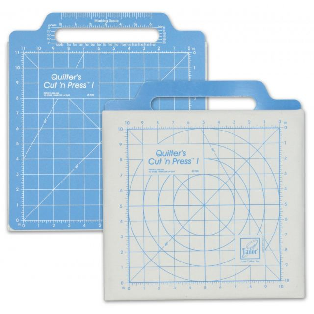 """June Tailor Quilter's Cut 'n Press 11"""" x 11"""" by June Tailor - Cutting Mats"""