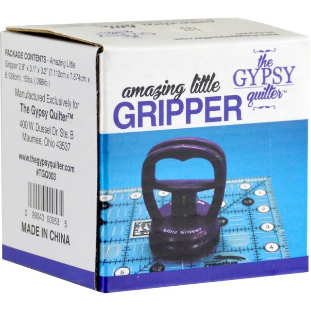 The Amazing Little Gripper by The Gypsy Quilter - Accessories for Templates