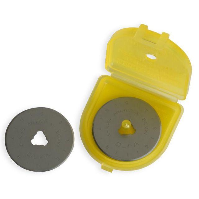 OLFA 28mm Rotary Blades (2) by Olfa - Blades