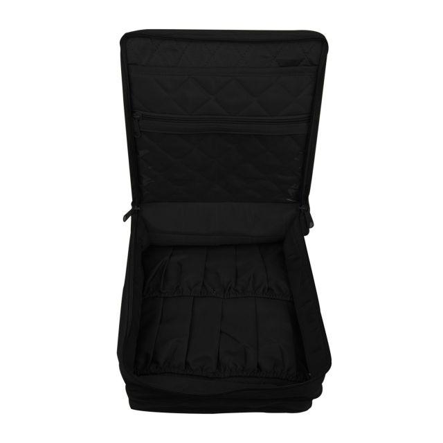 Yazzii Deluxe Double Organiser - CA16 Black by Yazzii - Yazzii Organisers