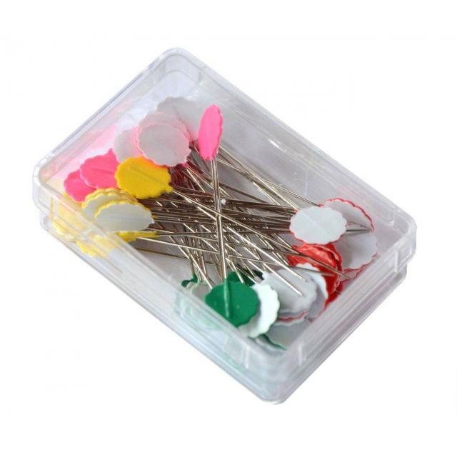 Matilda's Own Flower Head Pins (50) by Matilda's Own - Flower Head Pins