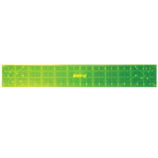 """Matilda's Own Ruler 24"""" x 3½"""" by Matilda's Own - Rectangle Rulers"""