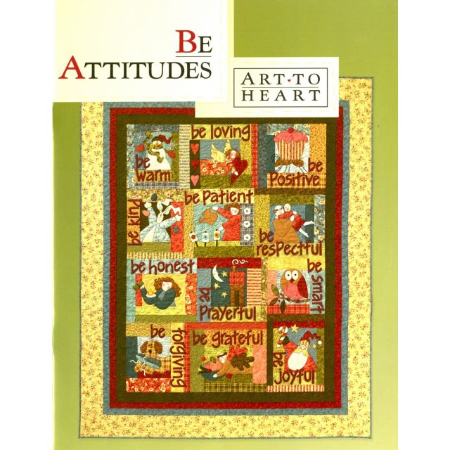 Be Attitudes by Art to Heart - Art to Heart