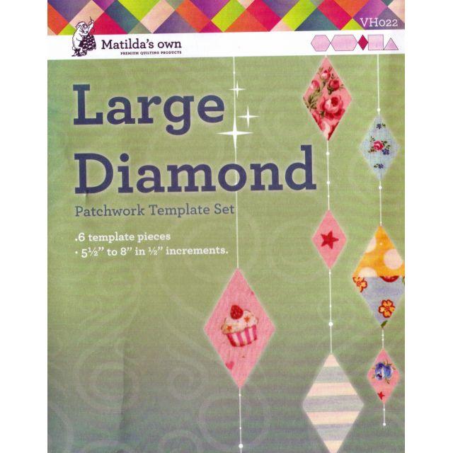 Matilda's Own Diamond Set - Large